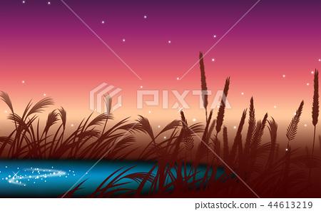 Landscape, illustration 44613219