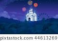 风景,例证 44613269