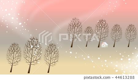 Landscape, illustration 44613288