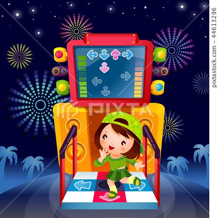 어린이,생활,일러스트 44613296
