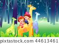 兒童,生活,插圖 44613461