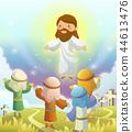 기독교,종교,일러스트 44613476