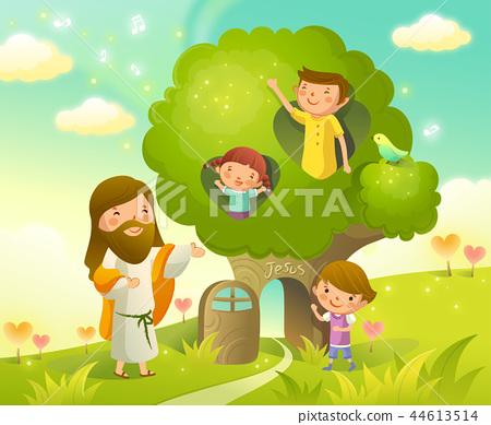 기독교,종교,일러스트 44613514