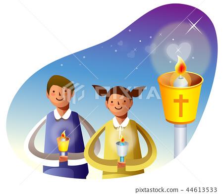기독교,종교,일러스트 44613533