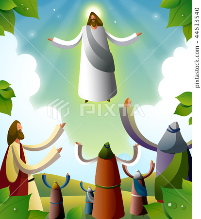 Christianity, Religion, Illustration 44613540