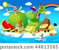 水果 旅遊 旅行 44613565