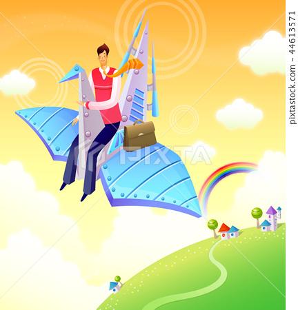 Business, illustration 44613571