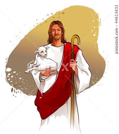 기독교,종교,일러스트 44613632