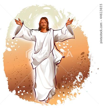 基督教,宗教,插圖 44613655