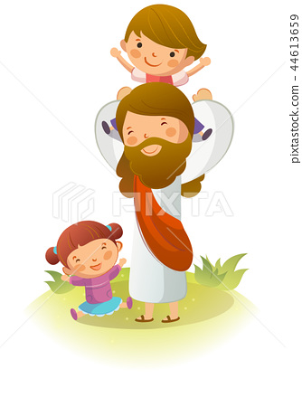 기독교,종교,일러스트 44613659