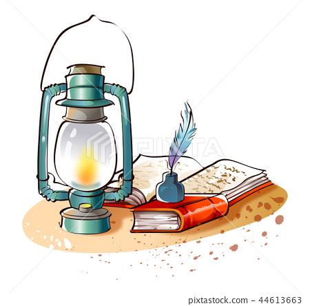 基督教,宗教,插圖 44613663