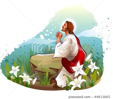 기독교,종교,일러스트 44613665