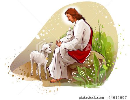 기독교,종교,일러스트 44613697