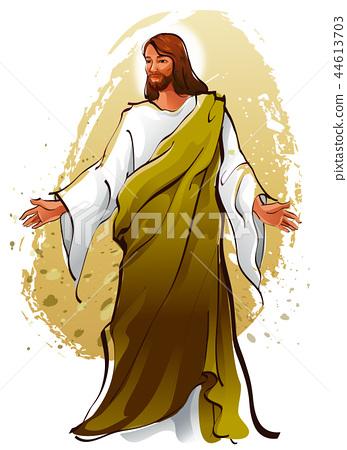 기독교,종교,일러스트 44613703
