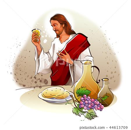 기독교,종교,일러스트 44613709