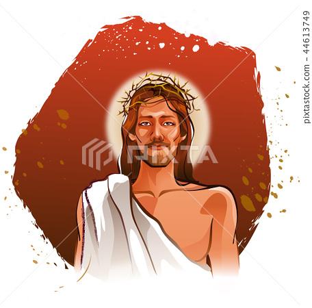 기독교,종교,일러스트 44613749