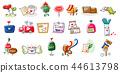 아이콘,일러스트 44613798