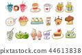 아이콘,일러스트 44613838