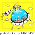 未來,技術,插圖 44615451
