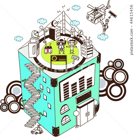 未来,技术,插图 44615456