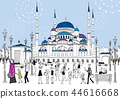 City, travel, illustration 44616668