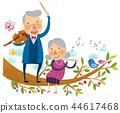 老人,退休,插圖 44617468