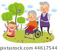 老人,退休,插圖 44617544