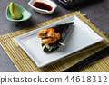 soft shell crab temaki 44618312