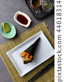 soft shell crab temaki 44618314