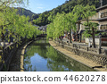 kinosakionsen, river, landscape 44620278