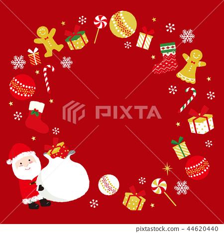 聖誕老人的聖誕禮物 44620440