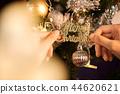 喜歡聖誕節的男人和女人 44620621