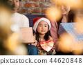 圣诞老人 圣诞老公公 圣诞老人的帽子 44620848
