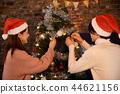 喜歡聖誕節的男人和女人 44621156