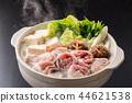 닭고기 냄비 ~ 백숙 44621538