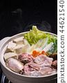 chicken, pot, food 44621540