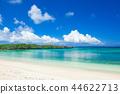 Okinawa, beach, beaches 44622713