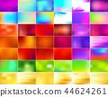 abstract, collection, color 44624261