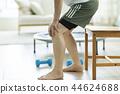 중년 남성 무릎 통증 44624688