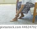 中年婦女關節痛 44624702