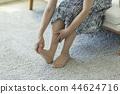中年婦女 44624716