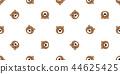 곰, 벡터, 이음새없다 44625425