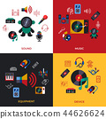 Digital vector sound design and instruments 44626624