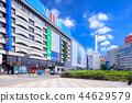 Tokyo Ikebukuro Station East Exit Area 44629579