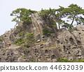 에치젠 해안, 침식, 기암 44632039
