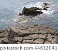 에치젠 해안, 침식, 기암 44632041
