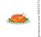 christmas turkey food 44633571