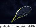 3d tennis racquet 44634097