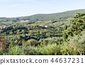 Beautiful view in Tuscany, Italy 44637231