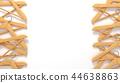 hangers wooden 3d 44638863